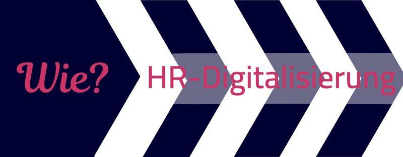 Wie HR digitalisieren?